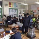東京学芸大学から大学院生が来訪してくださいました。