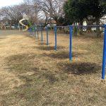 校庭芝生化チャレンジの痕跡を見た話