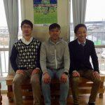 雪の日に横浜から先生たちがやって来た!