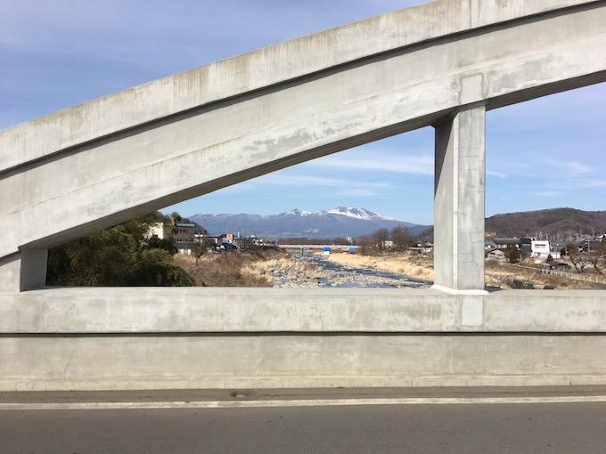 佐久穂町 栄橋