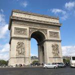 「初めてのパリで気持ちよく朝ランしたのに」という話