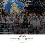 UEFAチャンピオンズリーグ決勝とW杯