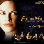 「Freedom Writers」紹介してもらって良かった!