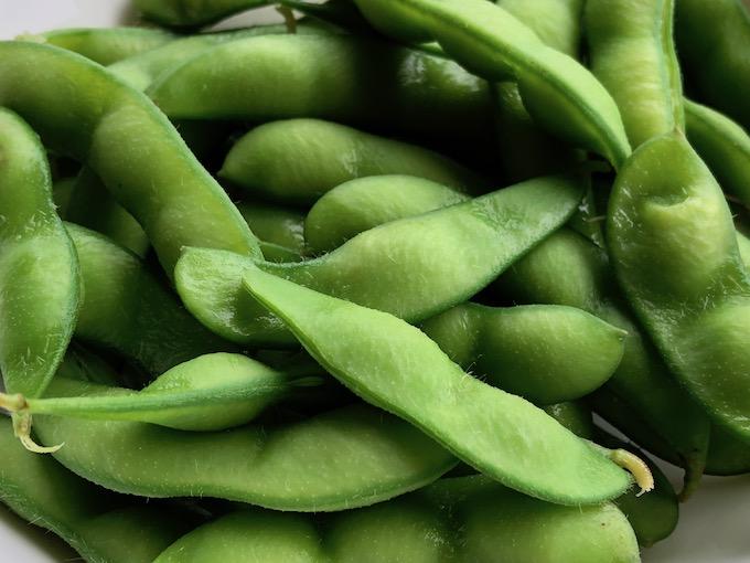 枝豆を茹でながら考えたこと。
