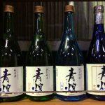 花酵母から生まれる山梨県北杜市の酒「青煌」