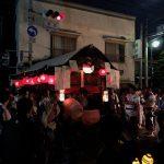 初めての高野町祇園祭(佐久穂町)
