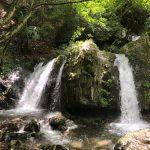 「乙女の滝」へ歩いて行こう!