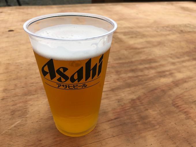 恒例のビール祭