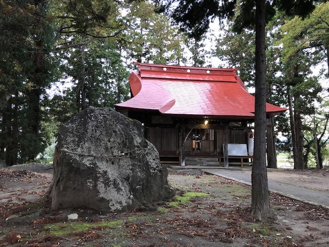 創建950年という神社