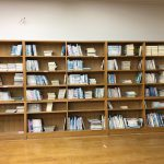 ワクワクする図書室にしたいなあ。