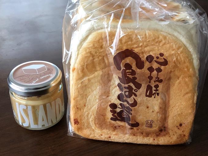 食ばん道with大豆バター