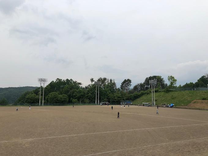 分館対抗ソフトボール大会