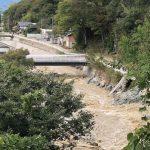 台風19号・佐久穂町大日向の被害状況