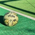サッカーボールで人は繋がる