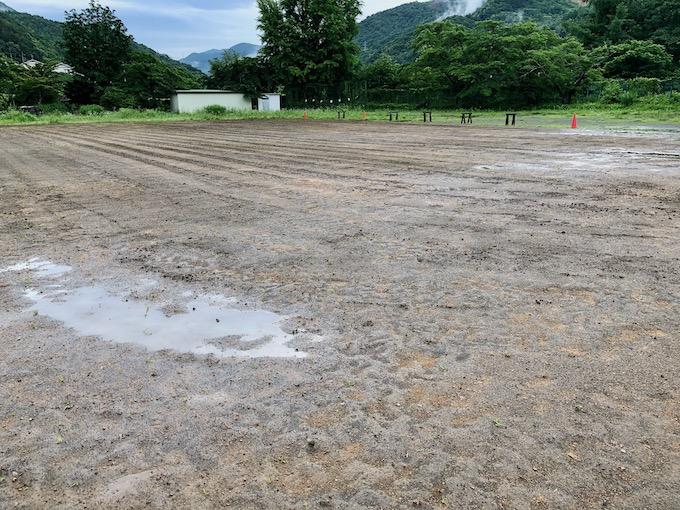 梅雨らしい1日で7月スタート