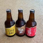 秋田のビールと報道カメラマン