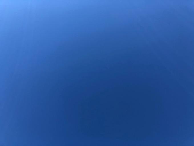忘れたくない信州の青空