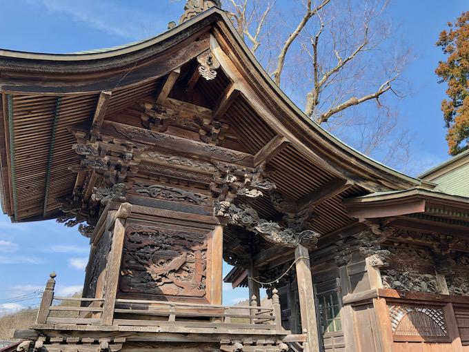 下仁田諏訪神社