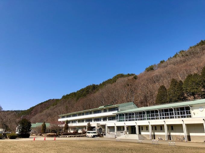 東日本大震災から10年、ボクは大日向小学校にいた