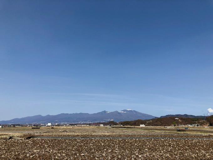 すっかり春の浅間山
