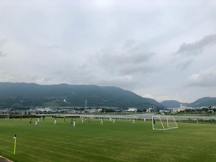 開成水辺公園サッカー場